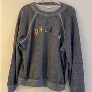 Wildfox oohlala sweater